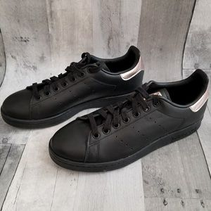 adidas Shoes - Adidas Stan Smith Rose gold leather sneakers NWOT